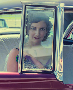 Very Vintage by Allysa Carberry, Open Image of the Night, May 2015